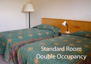 Standard Room - Double occupancy